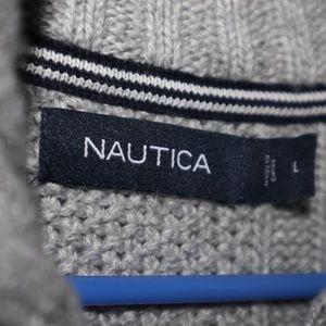 Knitted Nautica Sweater